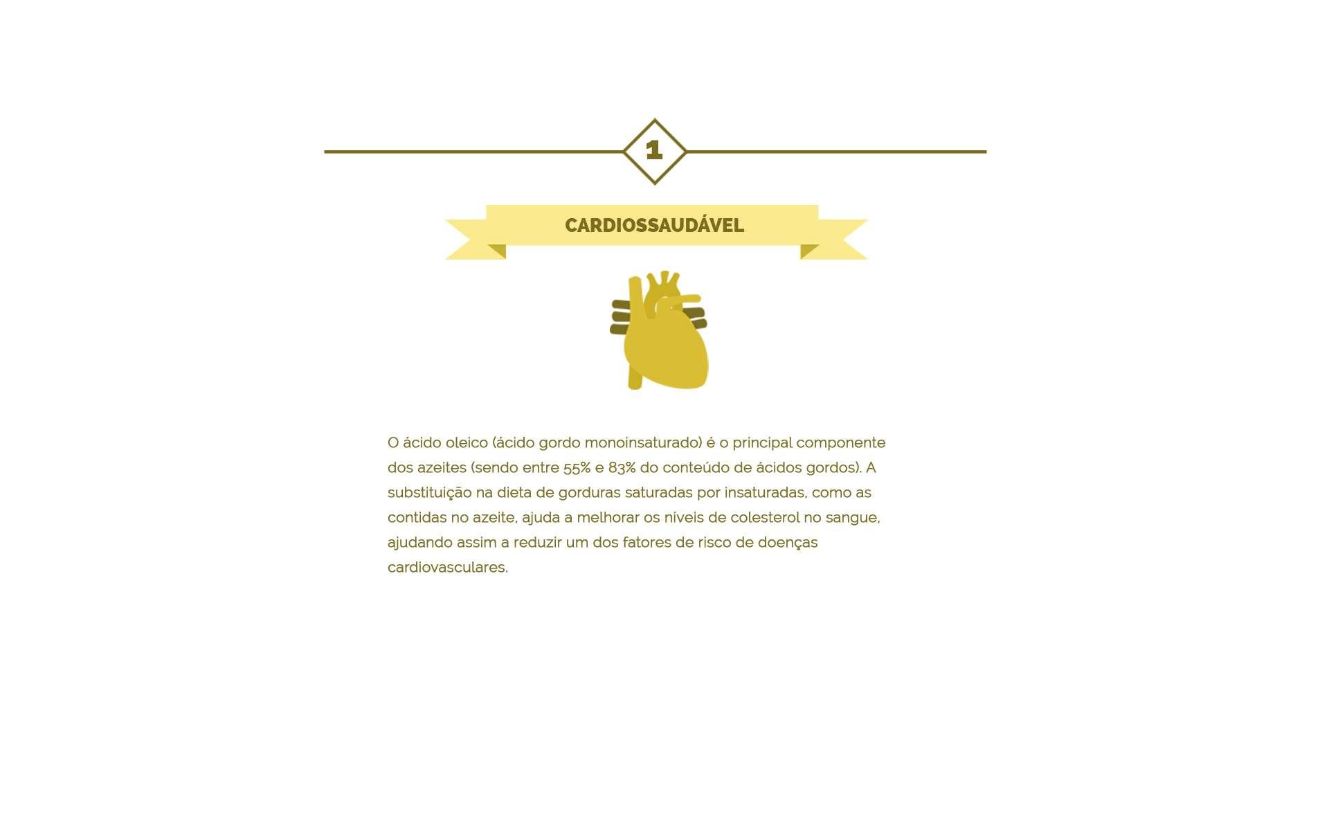 ácido oleico, componente do azeite de oliva