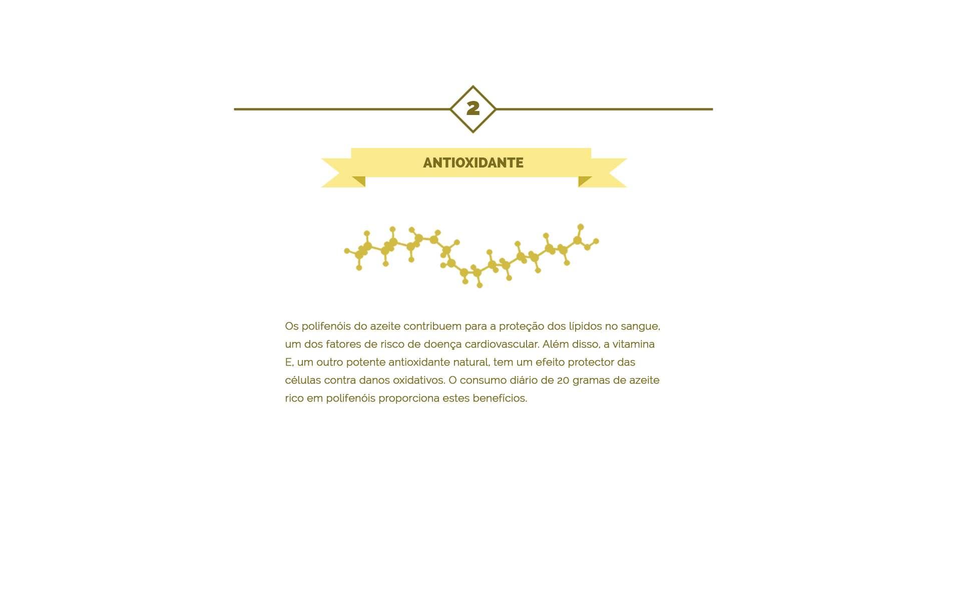 antioxidantes no azeite de oliva