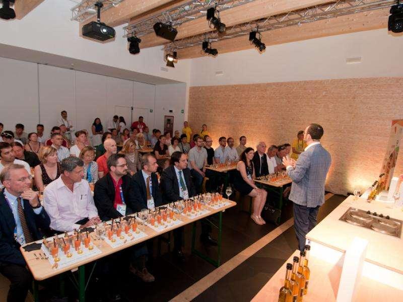 Azeites da Espanha na Expo Milão 2015