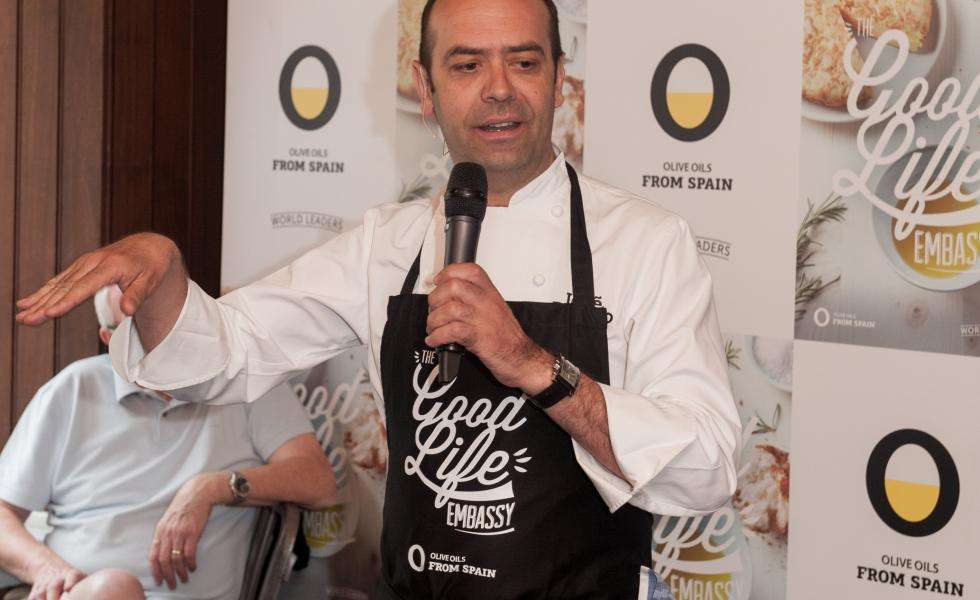 Jose Pizarro