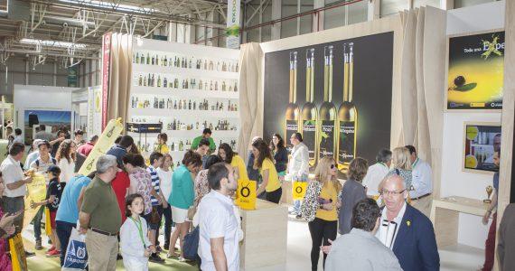 Azeites de Espanha na EXPOLIVA 2015 em Jaen