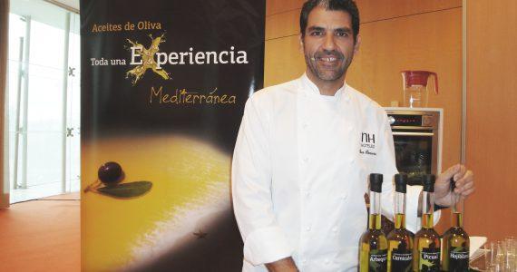 Azeites de Espanha, Fusão de Madrid 2014
