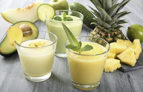 Suco de frutas Tropical