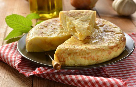 Tortilha de Batatas