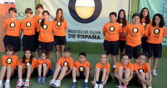Azeites de Espanha no Torneio de Ténis na Cidade de Martos ITF Futures (2013)