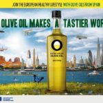 Campanha promocional Olive Oil Makes a Tastier World nos Estados Unidos