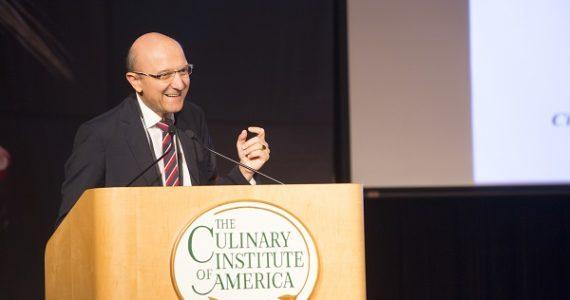 Conferência Menus of Change® analisa em Nova York as virtudes saudáveis dos azeites de oliva